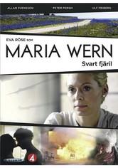 Maria Wern 06 - Svart Fjäril
