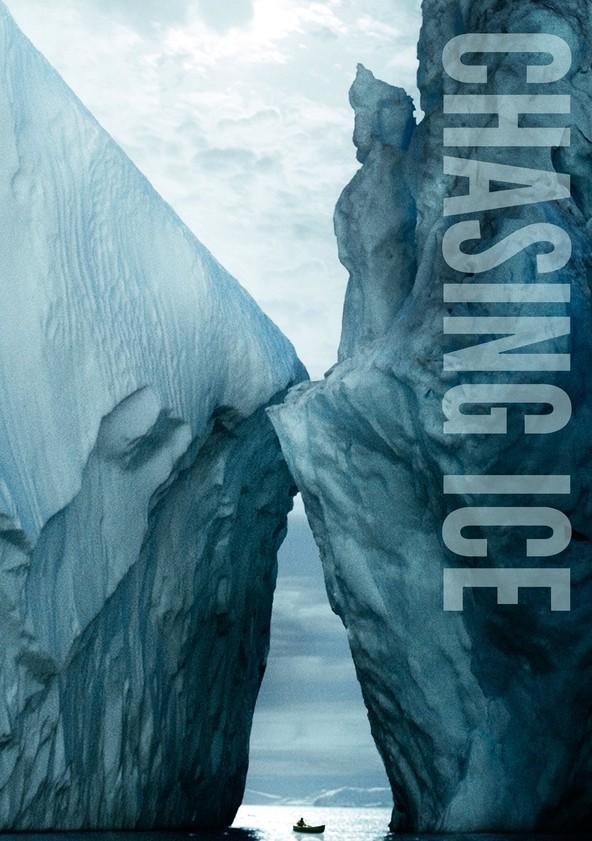 Los cambios del hielo poster