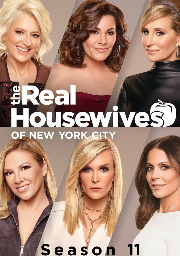 The Real Housewives of New York City Season 11 poster