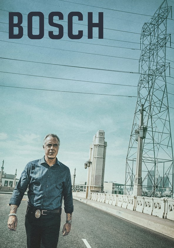 Bosch movie poster