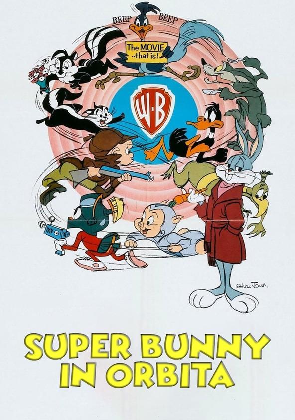 Super Bunny in orbita!