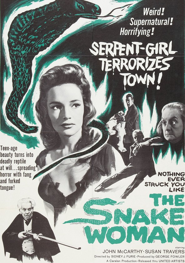 The Snake Woman