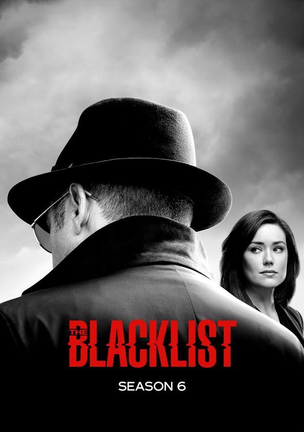 Blacklist Season 6 poster