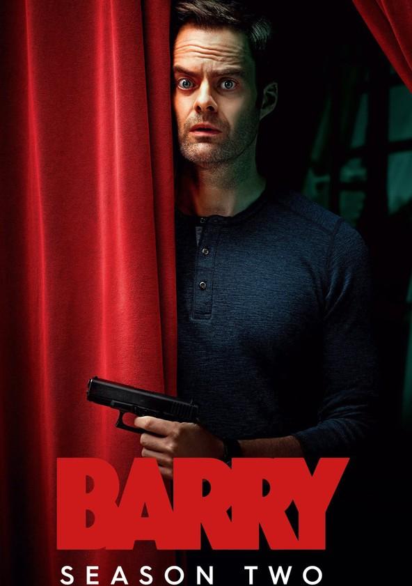 Barry Temporada 2 poster