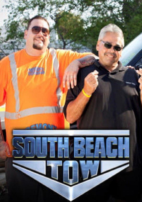 South Beach Tow Season 4 poster