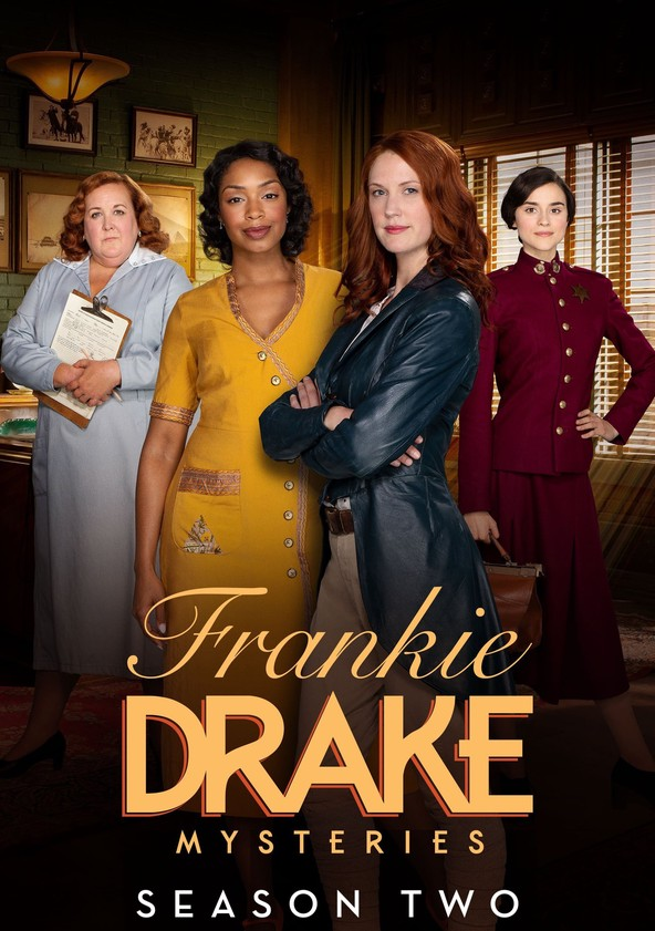 Frankie Drake Mysteries Season 2 poster