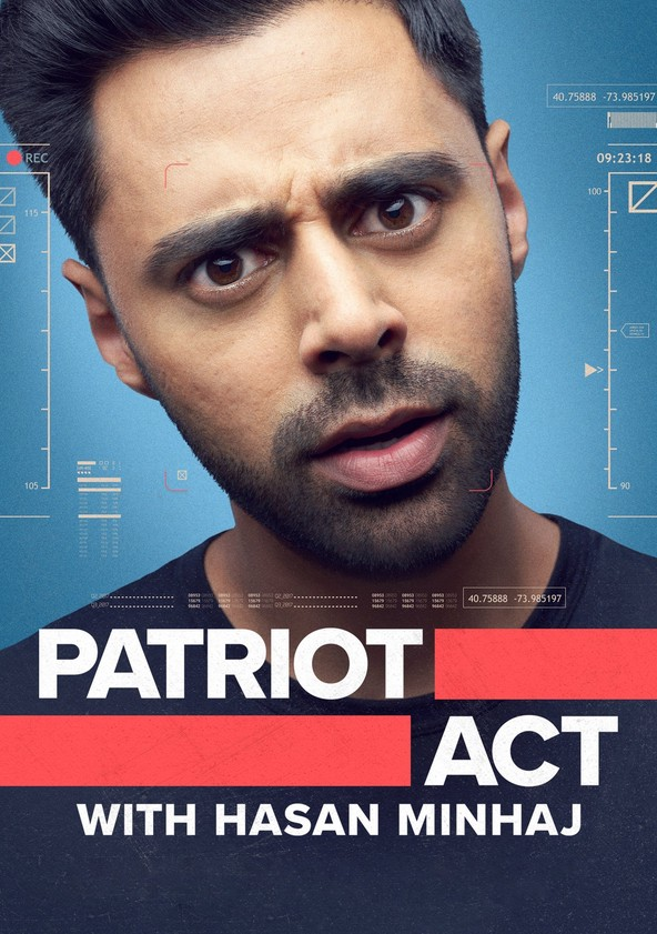 Patriot Act with Hasan Minhaj Season 2 poster