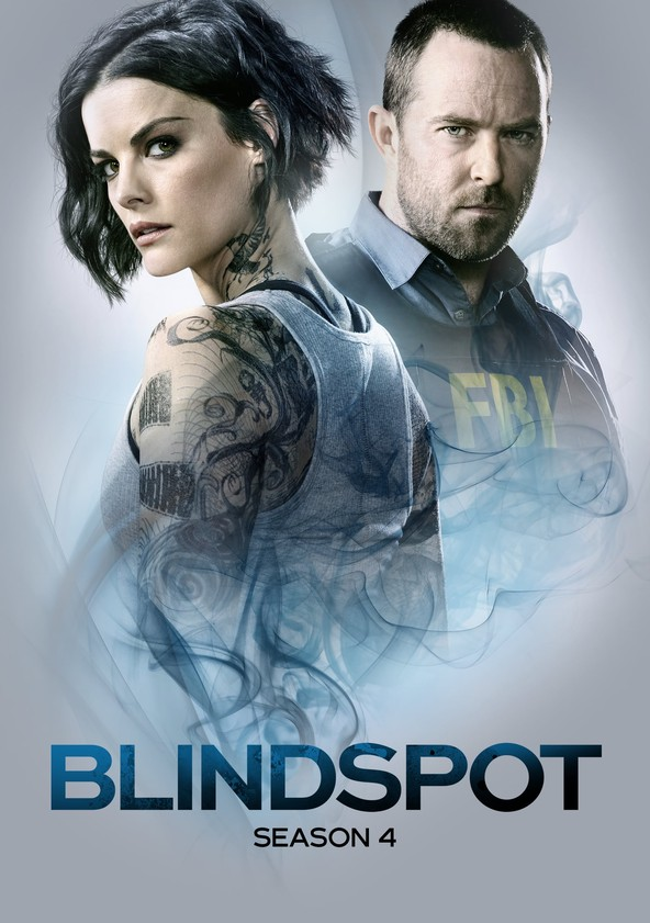 Blindspot Staffel 4 poster