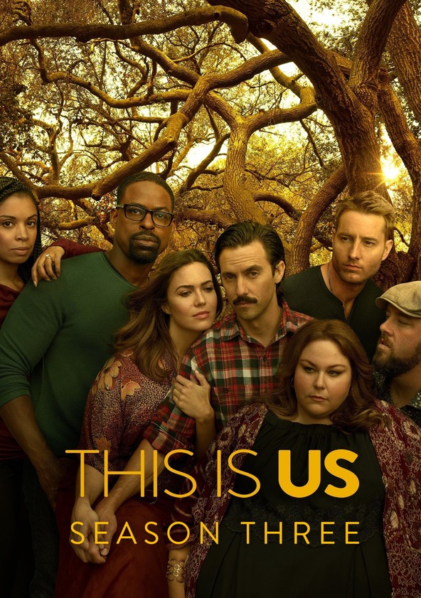 This Is Us Saison 3 poster