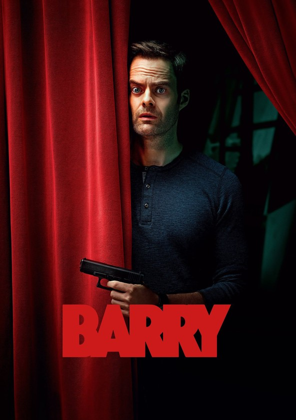 Barry poster