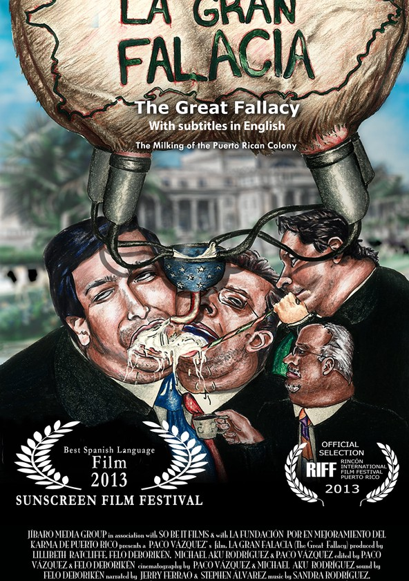 The Great Fallacy poster