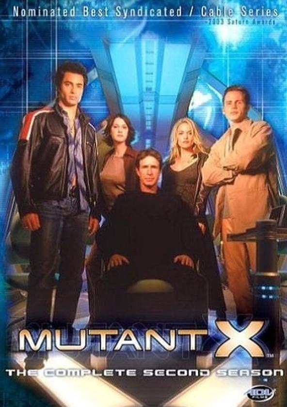 Mutant X Season 2 poster