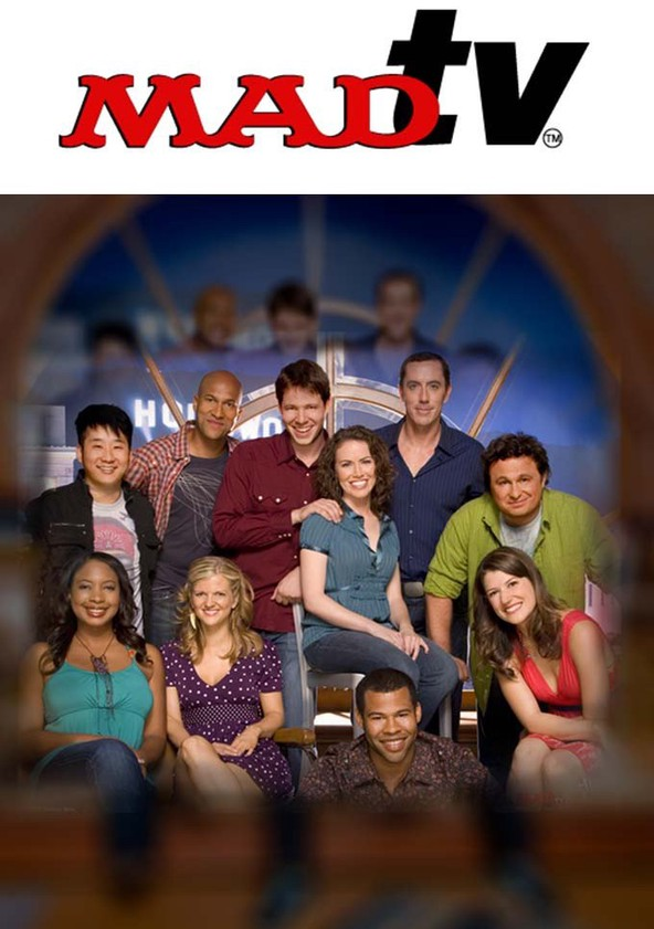MADtv : season ten poster