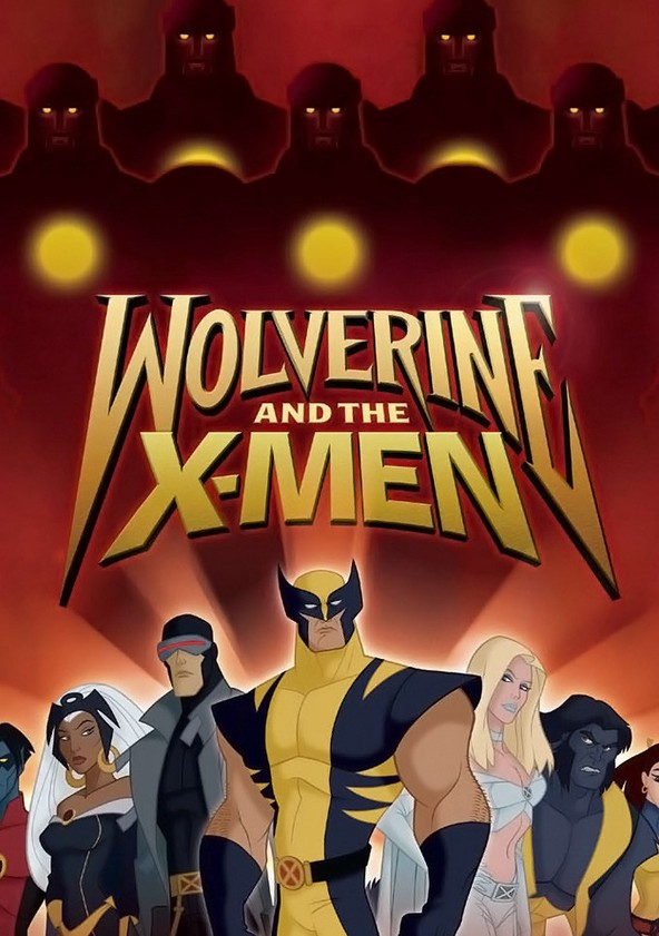 Wolverine And The X Men Season 1 Episodes Streaming Online