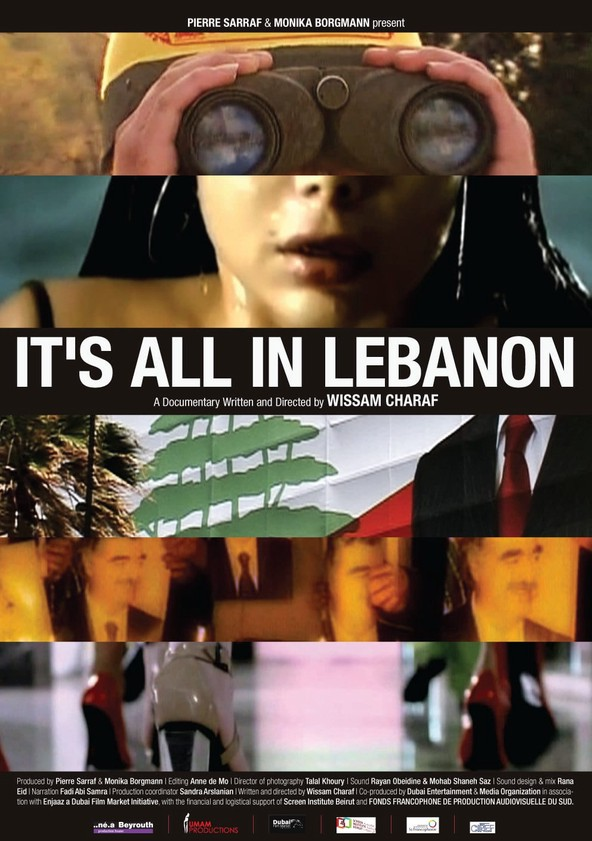 It's All in Lebanon poster