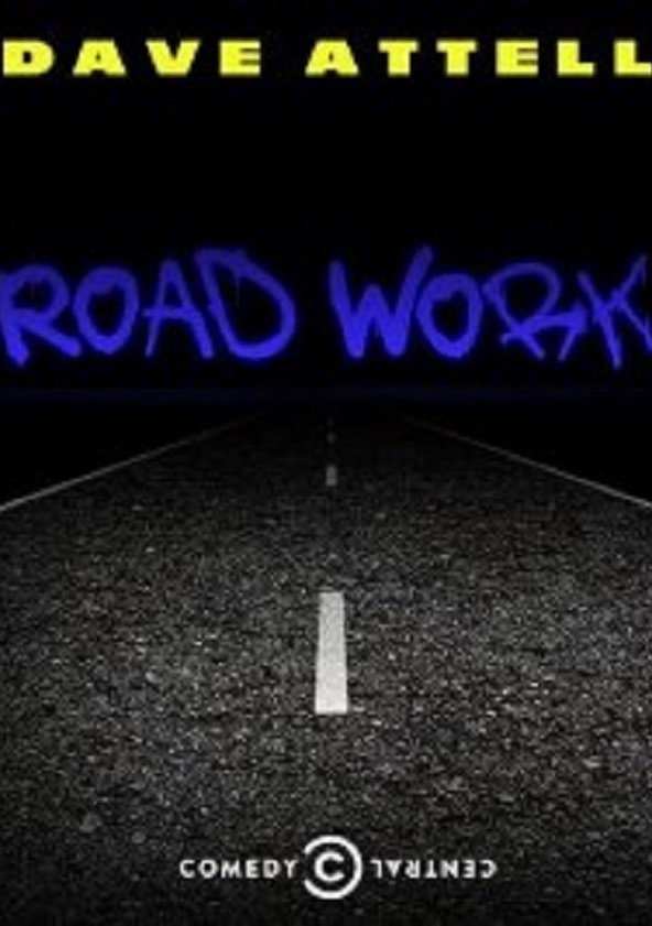 Dave Attell: Road Work poster