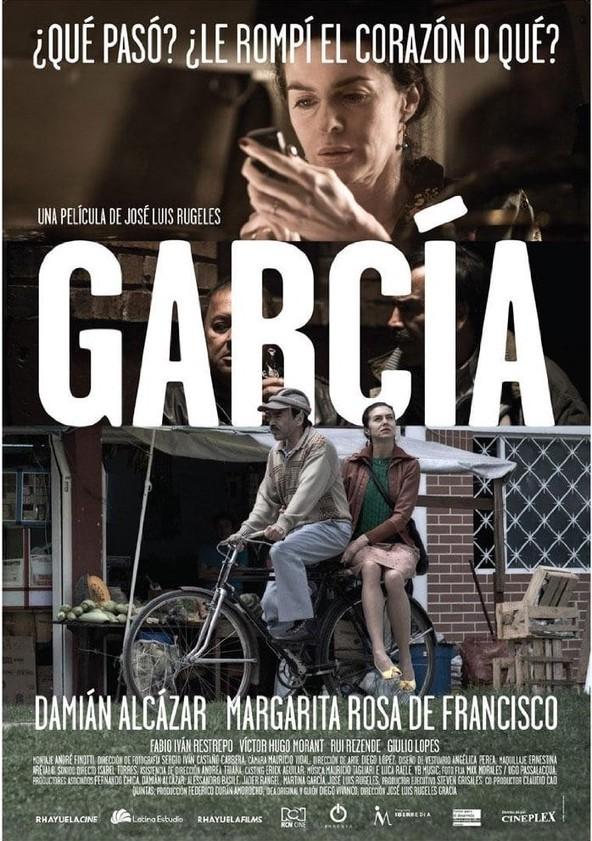García poster