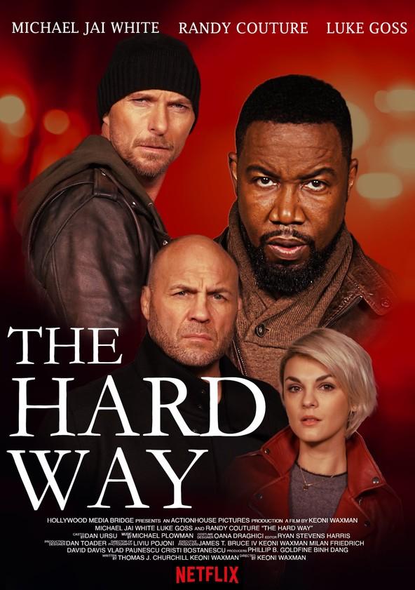 The Hard Way poster