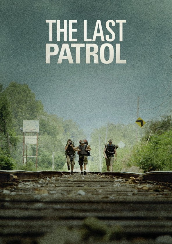The Last Patrol poster