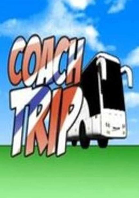 Celebrity Coach Trip Season 1 poster