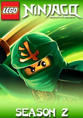 LEGO Ninjago: Masters of Spinjitzu Season 2