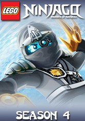 LEGO Ninjago: Masters of Spinjitzu Season 4