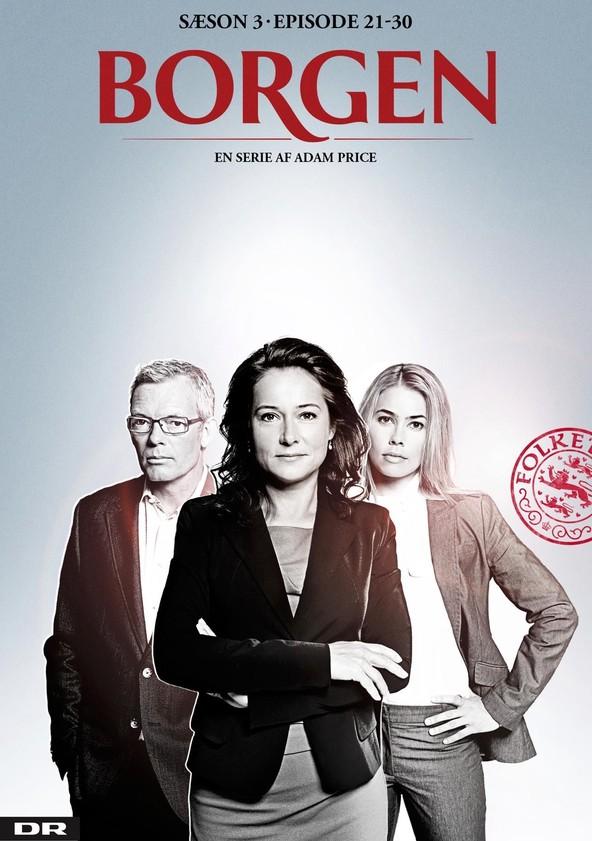 Borgen Season 3 - watch full episodes streaming online