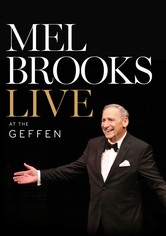 Mel Brooks: Live at the Geffen
