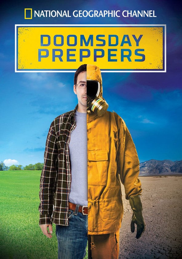 Doomsday Preppers Season 1 poster