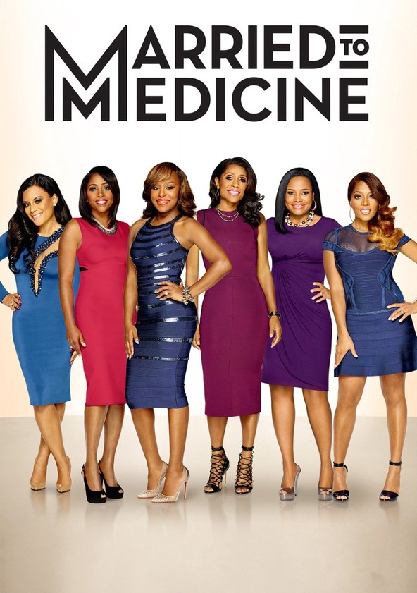 Married to Medicine Season 6 poster