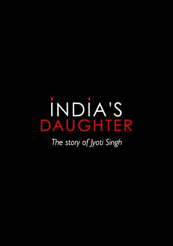 India's Daughter poster