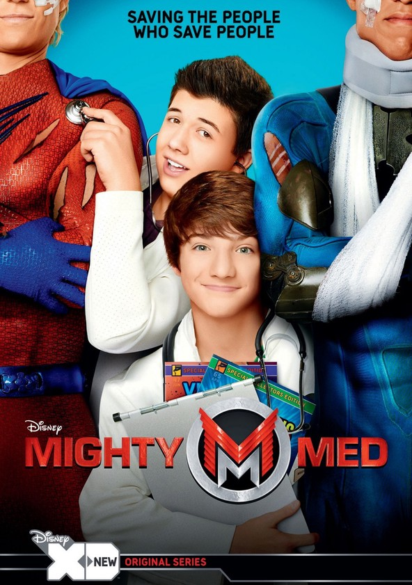 watch mighty med season 2 online free