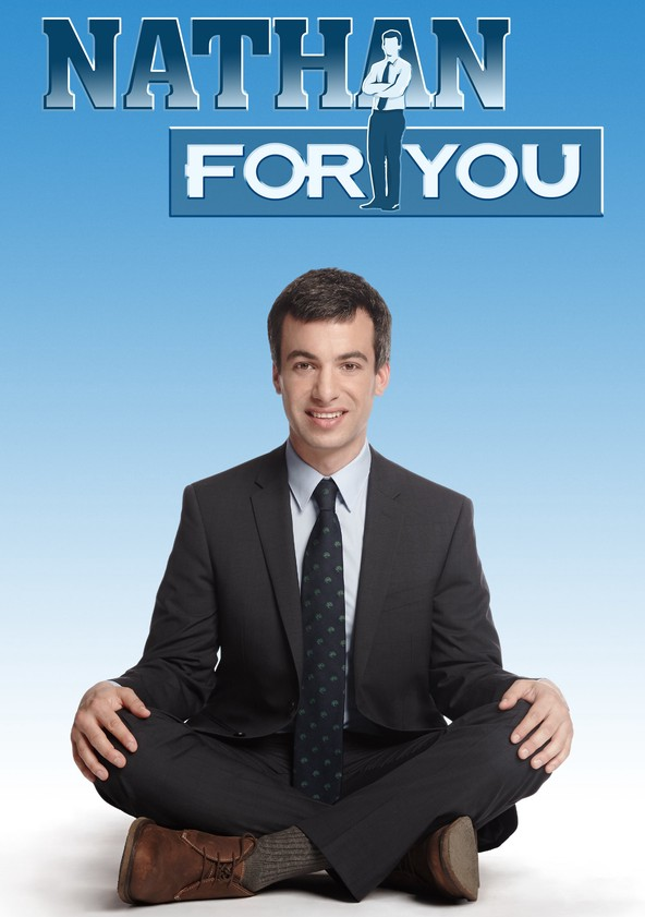 Nathan For You poster