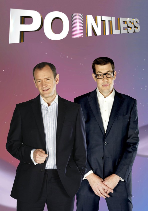 Pointless Celebrities Series 1 poster