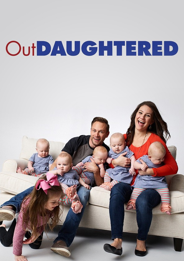 OutDaughtered Season 4 poster