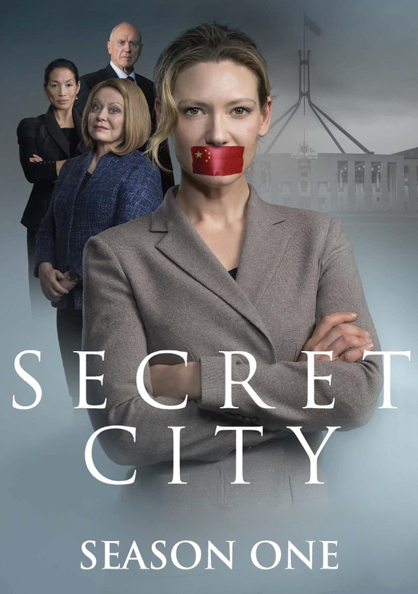 Secret City Season 1 poster