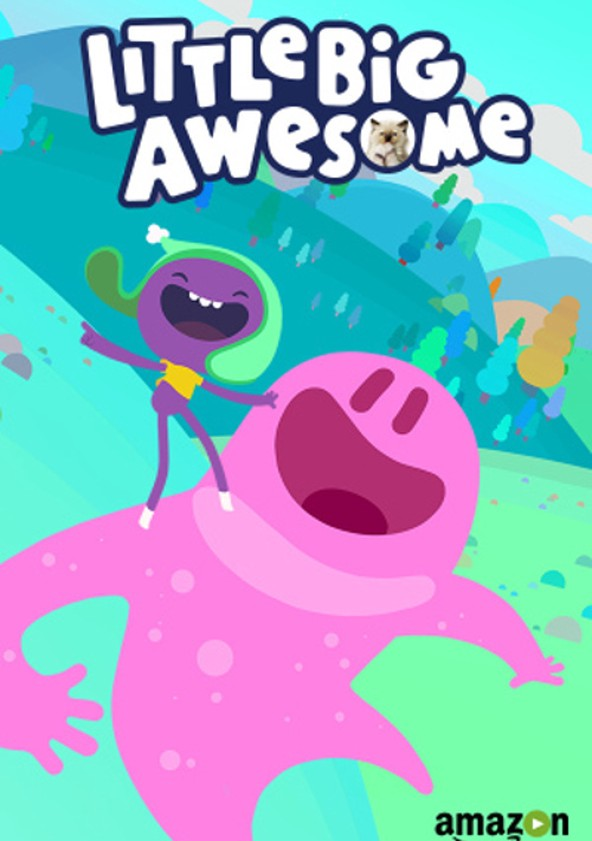 Little Big Awesome Season 1 poster