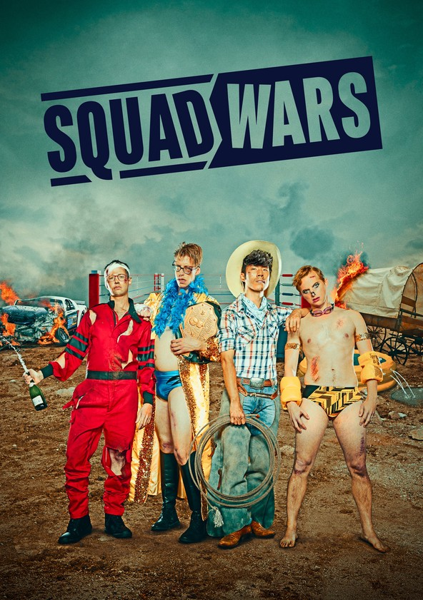 Squad Wars poster