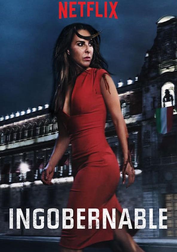 Ingobernable poster