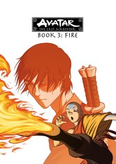 Avatar: The Last Airbender Book Three: Fire