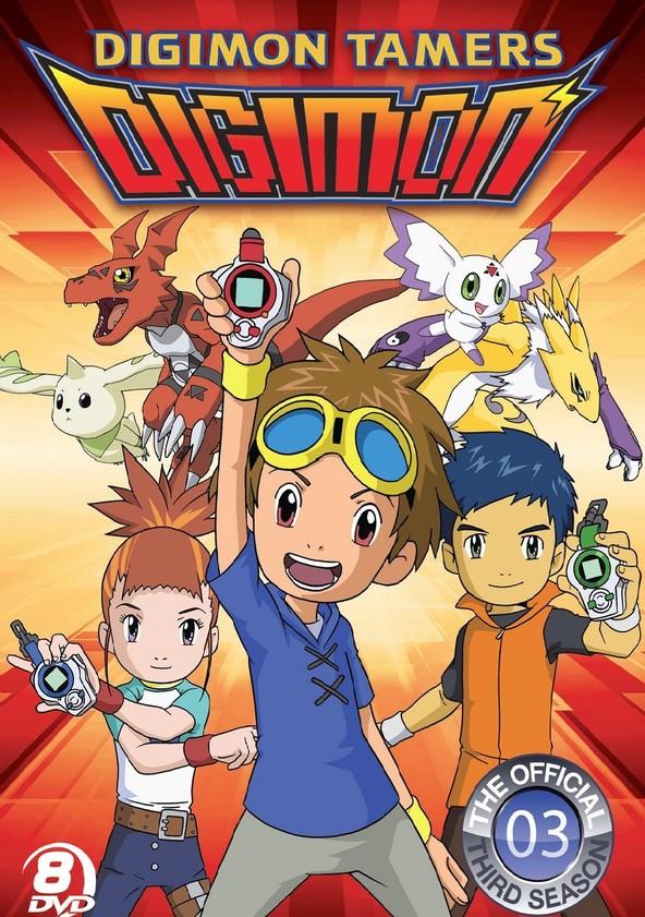 Digimon Tamers (Digimon Krotitelji) Epizoda 41