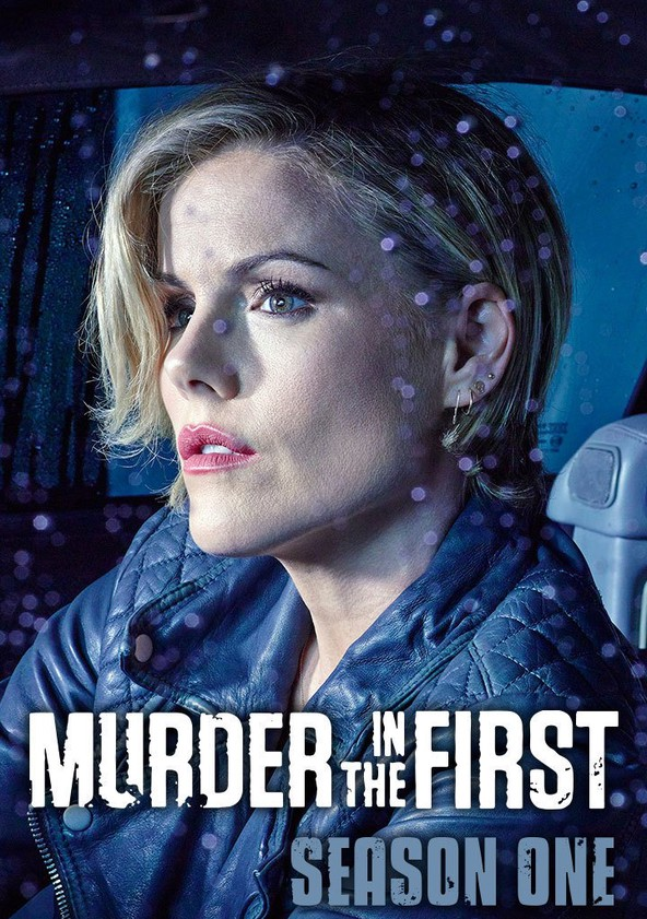 Murder in the First Season 1 poster
