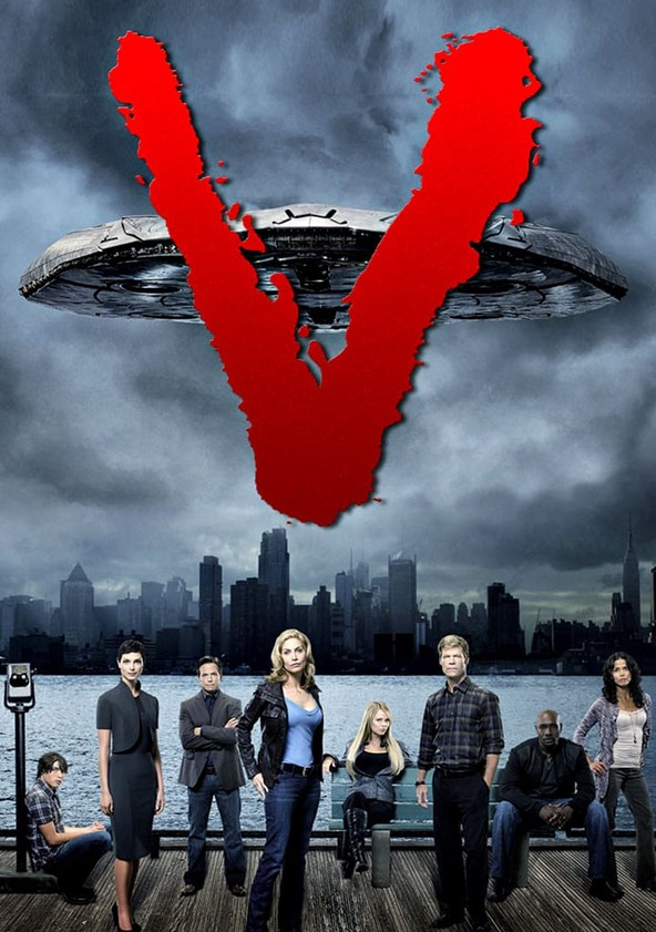V - watch tv show streaming online