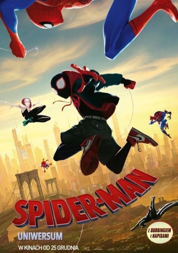 Spider-Man Uniwersum poster