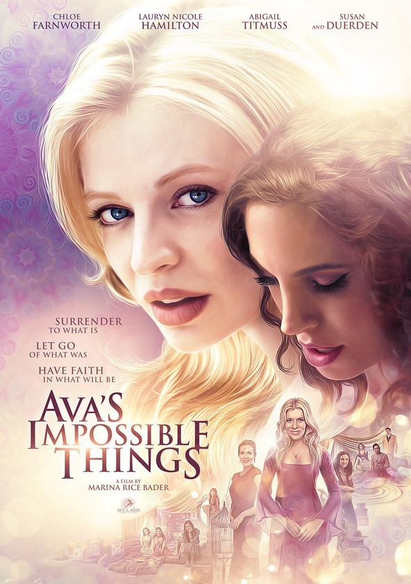 Ava's Impossible Things poster