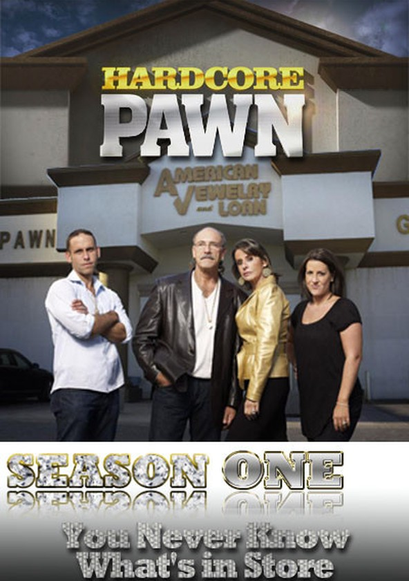 Hardcore Pawn Season 1 poster