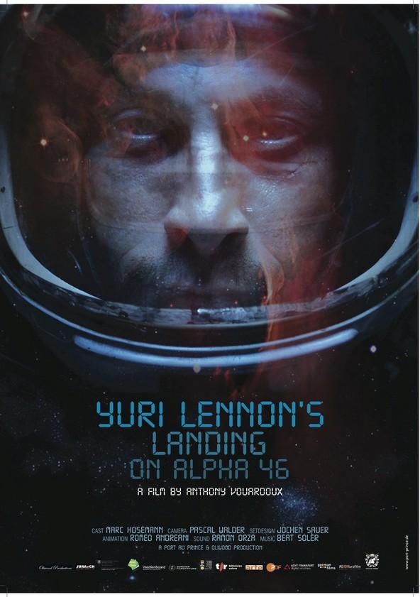 Yuri Lennons Landung auf Planet Alpha 46
