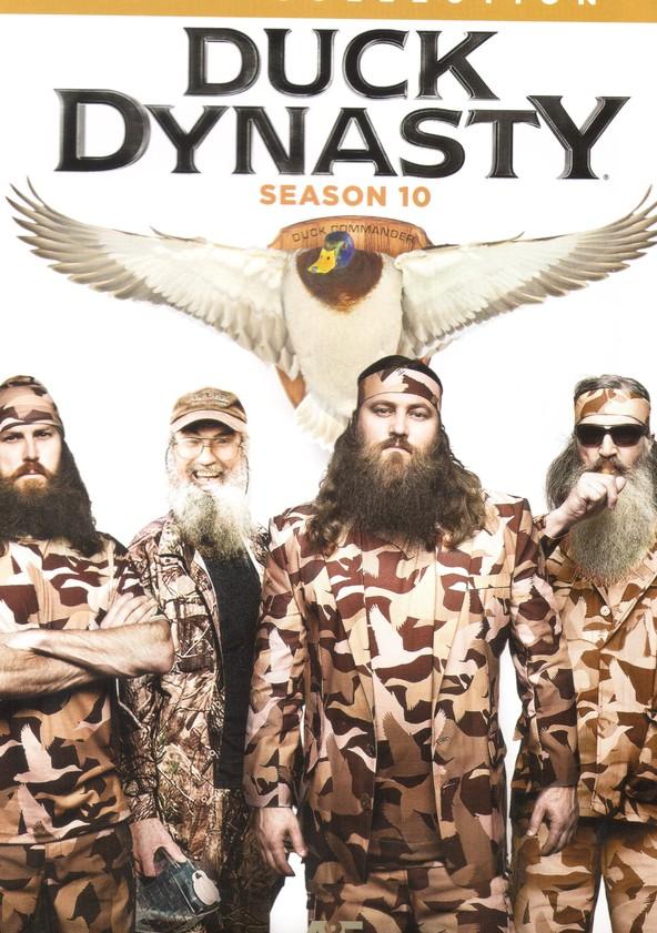 Duck Dynasty Season 10 poster