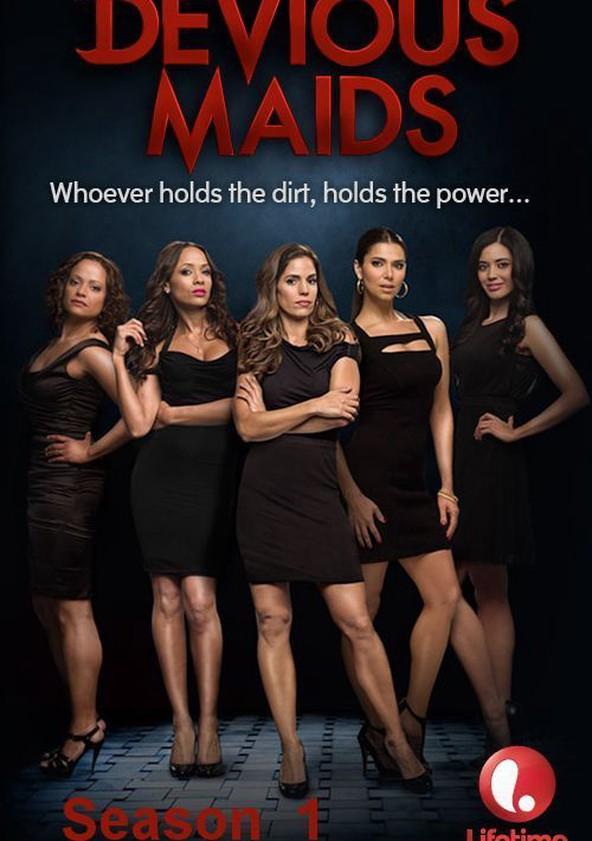 Devious Maids Season 1 poster