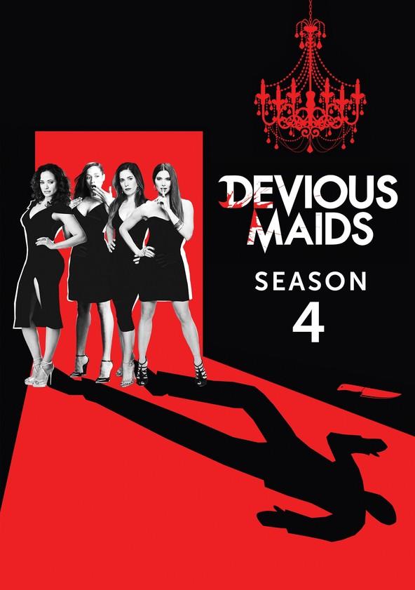 Devious Maids Season 4 poster